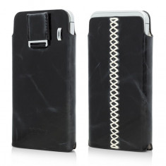 Husa iPhone 5s, 5 |Sleeve Pouch Genuine Leather|Vetter Leather - Husa Telefon Vetter, iPhone 5/5S/SE