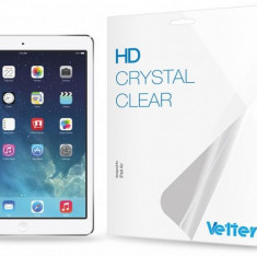 Folie protectie ecran iPad Air  2buc  HD Vetter - Folie protectie tableta