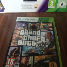 Xbox 360 Grand Theft Auto V - GTA 5 - GTA 5 Xbox 360 Rockstar Games
