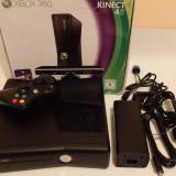 Consola Microsoft Xbox360 MODAT DVD jocuri ONLINE impecabil in cutie poze reale