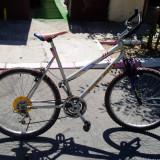 Bicicleta dama first bike in stare buna, 17 inch, 26 inch, Numar viteze: 18