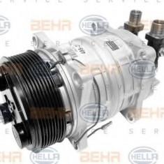 Compresor, climatizare - HELLA 8FK 351 132-061 - Compresoare aer conditionat auto
