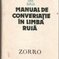 Sima Borlea-manual de conversatie in limba rusa