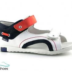 Sandale din piele naturala BAM 355 - Sandale copii, Marime: 37