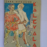 Tara vitejilor Kalevala - Traista cu povesti / R4P3F - Carte de povesti