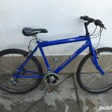 Vand bicicleta second hand - Mountain Bike, 19 inch, 26 inch, Numar viteze: 21