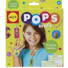 Creaza 5 Accesorii Delicioase Alex Toys - Jucarii