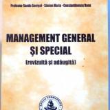 MANAGEMENT GENERAL SI SPECIAL ( REVIZUITA SI ADAUGITA ) de SIMION CRISTIAN , 2007