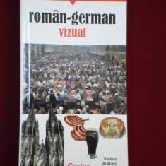 Ghid de conversatie corint roman-german vizual - 368689