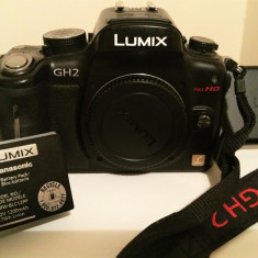 Panasonic Lumix GH2 body - DSLR Panasonic