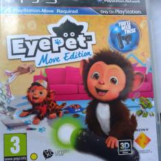 Vand joc ps3 pt move, playstation 3, EYEPET MOVE EDITION - Jocuri PS3 Activision, Sporturi, 3+, Multiplayer