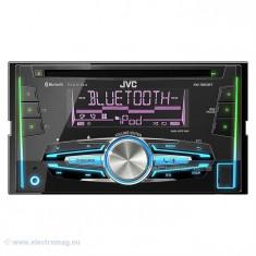 RADIO CD PLAYER 2DIN 4X50W KW-920BT JVC - DVD Player auto
