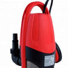 070133-Pompa submersibila cu plutitor pentru ape uzate 900 W Raider Power Tools - Pompa gradina Raider Power Tools, Pompe submersibile, de drenaj