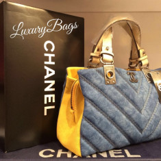 Genti Chanel Iconic Collection 2016 * LuxuryBags * - Geanta Dama Chanel, Culoare: Din imagine, Marime: Masura unica, Geanta de umar, Panza