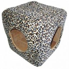 Hong Casuta Caine/Pisica Pet Expert Cubic OPT52368 - Mancare pisici