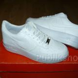 Adidasi Nike Air Force alb