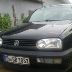 VAND Wolksvagen Golf 3 - Autoturism Volkswagen, An Fabricatie: 1997, Benzina, 349000 km, 2000 cmc