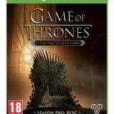 Game Of Thrones A Telltale Games Series Season Pass Disc Xbox One - Jocuri Xbox
