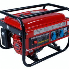 129931-Generator de curent electric 2 KW pe benzina Raider Power Tools RD-GG02