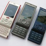 Sony Ericsson w595 - Telefon mobil Sony Ericsson, Negru, Nu se aplica, Neblocat, Fara procesor