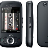 Sony Ericsson w20i zylo - Telefon mobil Sony Ericsson, Negru, Nu se aplica, Neblocat, Fara procesor