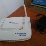 Router romtelecom clicknet Huawei wifi ( wireless ) pppoe ieftin bun