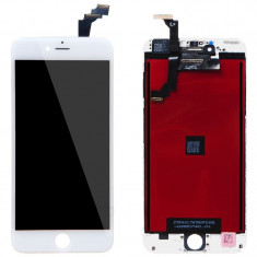 Ansamblu LCD Display Laptop Touchscreen touch screen Apple iPhone 6 Alb White High Copy Calitate A Plus - Touchscreen telefon mobil