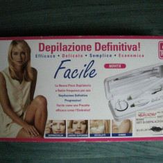 Aparat de epilare progresiva si definitiva - One Touch - Epilator