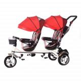 Tricicleta Esseda Duo Red