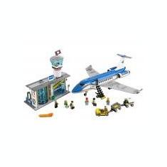 Terminalul pentru pasageri de pe aeroport - LEGO City