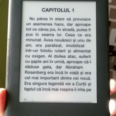 Kindle Keyboard, Ebook Reader