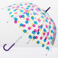 Umbrelă Balon Multicoloră - Umbrela Dama