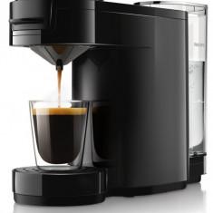 Aparat de cafea cu paduri Philips Senseo HD7884 Negru