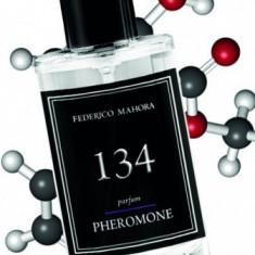 Parfum barbati Federico Mahora original FM134F - Parfum cu feromoni 20% concentratie parfum 50ml, Lemnos oriental