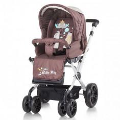 Carucior copii 2 in 1 Chipolino - Carucior Baby Max Fiona 2015 Brown