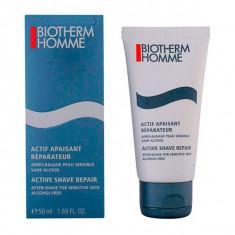 Biotherm - HOMME actif apaisant réparateur 50 ml - Protectie solara