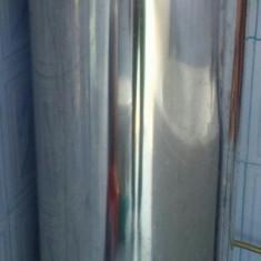 Vand boiler pe lemne din inox + soba