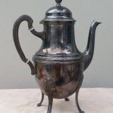 Ceainic argintat din secolul XVIII ER040