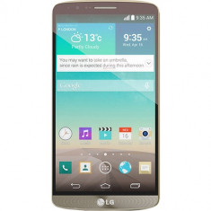 Telefon LG - Telefon mobil LG G3 Dualsim 32GB Lte 4G Auriu