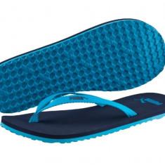 Adidasi barbati - Slapi, Papuci Puma Sun Flip-Slapi originali, Papuci Plaja 360647-04