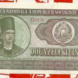 25 lei 1966 UNC