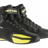 MXE Pantofi Alpinestars Faster WP, negru/galben fluo Cod Produs: 254021515510AU