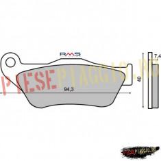 Placute frana Yamaha RX Xmax 125-250 '05-'07 PP Cod Produs: 225100770RM - Piese electronice Moto