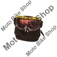MBS Ochelari cross/enduro Scott Voltage MX, galben/argintiu, Cod Produs: 4011005111148 - Ochelari moto