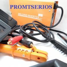 Invertor sudura - Aparat de sudura Invertor 250 AMPHERI NOU.Sudeaza si cu electrozi 4
