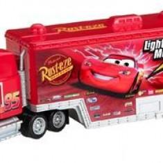 Masinuta Disney Cars Mack Hauler Transporter For Lightning Mcqueen - Masinuta electrica copii Mattel