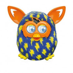 Jucarie Furby Lightning Bolts Boom Plush Toy