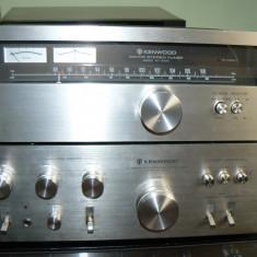 Sistem audio Kenwood - Amplificator audio Kenwood, 0-40W