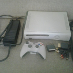 Consola Xbox 360 Microsoft FAT 20 GB - Pachet complet !