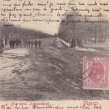 PLOIESTI , BULEVARDUL INDEPENDENTEI  , CLASICA , TCV , CIRCULATA FEB.1905